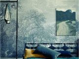 "Hallway Wall Murals Landscape On A Landscape ""etched Arcadia"" Wallpaper From"