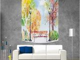 Hand Painted Beach Wall Murals Amazon Smallbeefly Landscape Tapestry Table Cover