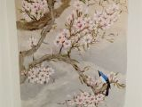 Hand Painted Flower Wall Mural Alla Dickson Art Studio I Love Wall Murals and Decided to