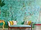 Hand Painted Wall Murals Pricing Uk De Gournay