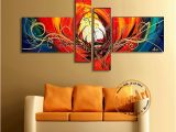 Handmade Wall Murals Abstract Canvas Oil Painting Handmade Modern Abstract Wall Art
