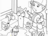 Handy Manny Coloring Pages 9 Best Handy Manny Images