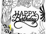 Happy 5th Birthday Coloring Pages Snoopy Coloring Pages Happy Birthday