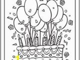 Happy 6th Birthday Coloring Pages 9 Best ⭐birthday Coloring Pages⭐ Images On Pinterest