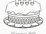 Happy 6th Birthday Coloring Pages Happy 4th Birthday Coloring Page Birthday Ideas