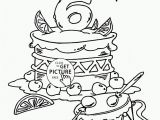 Happy 6th Birthday Coloring Pages Happy 6th Birthday Coloring Pages