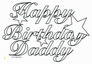 Happy Birthday Aunt Coloring Pages Happy Birthday Dad Coloring Pages at Getcolorings