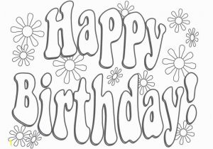 Happy Birthday Aunt Coloring Pages Happy Birthday Teacher Coloring Pages at Getcolorings