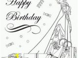 Happy Birthday Coloring Pages Disney 24 Best Disney Frozen Birthday Coloring Pages Images