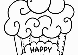 Happy Birthday Coloring Pages for Girls 25 Free Printable Happy Birthday Coloring Pages