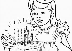 Happy Birthday Coloring Pages for Girls Free Printable Happy Birthday Coloring Pages for Kids