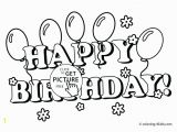 Happy Birthday Coloring Pages for Nana Happy Birthday Nana Coloring Pages at Getdrawings