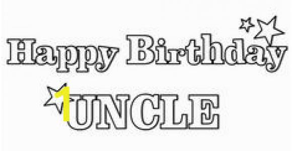 Happy Birthday Coloring Pages for Uncle 139 Best Coloring B Day S Parties & More Images In 2020