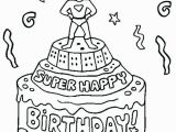 Happy Birthday Coloring Pages for Uncle Grandpa Coloring Page at Getcolorings