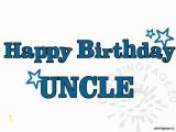 Happy Birthday Coloring Pages for Uncle Happy Birthday Uncle – Coloring Page