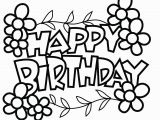 Happy Birthday Coloring Pages for Uncle Uncle Coloring Pages at Getcolorings
