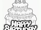 Happy Birthday Jesus Cake Coloring Page Happy Birthday Jesus Free Coloring Pages Happy Birthday