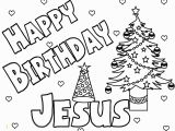 Happy Birthday Jesus Printable Coloring Pages Happy Birthday Jesus Coloring Pages Jesus Birthday is