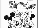Happy Birthday Mickey Mouse Coloring Pages 9 Best Of Mickey Mouse Halloween Coloring Pages