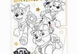 Happy Birthday Paw Patrol Coloring Pages Paw Patrol Me Colour In Birthday Card with Poster Pa034