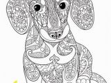 Happy Dog Coloring Pages Mandala Coloring Pages Dogs
