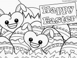 Happy Easter Coloring Pages Free Printable Free Printable Easter Coloring Sheets Unique Best Bunny Print Out