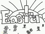 Happy Easter Signs Coloring Pages Free Printable Easter Coloring Pages for Sunday School Free Easter