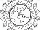 Happy Kids Coloring Pages Image Result for It S A Small World Coloring Page