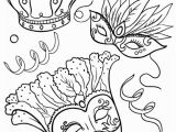 Happy Mardi Gras Coloring Pages Printable Mardis Gras Coloring Page Free Pdf at