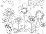 Happy Mothers Day 2018 Coloring Pages Print Out This Mother S Day Coloring Page for Your Sponsored Child