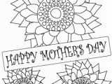 Happy Mothers Day Coloring Pages Mothers Day Coloring Pages T Ideas for Mom
