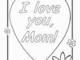 Happy Mothers Day Coloring Pages Printables Print Out This Mother S Day Coloring Page for Your Sponsored Child