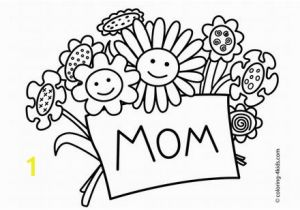 Happy Mothers Day Coloring Pages Roses 259 Free Printable Mother S Day Coloring Pages