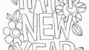 Happy New Year Coloring Pages 2018 New Year S Coloring Pages