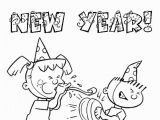 Happy New Year Coloring Pages for toddlers Happy New Year 2011 Coloring Pages