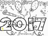 Happy New Year Coloring Pages Preschool Happy New Year Coloring Pages to Print
