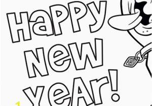 Happy New Years Coloring Pages Beautiful Coloring Pages Fresh Https I Pinimg 736x 0d 98 6f for New