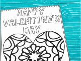 Happy Valentines Day Coloring Pages Valentine S Day Coloring Pages