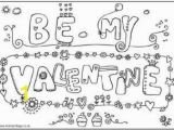 Happy Valentines Day Coloring Pages Valentine S Day Colouring Pages