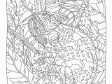 Hard Animal Coloring Pages Hidden Predators Coloring Book Mindware