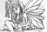 Hard Girl Coloring Pages Hard Fairy Coloring Pages for Adults