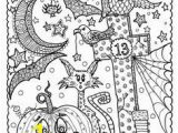 Hard Halloween Coloring Pages for Adults 338 Best Halloween Colouring Pages Images
