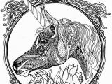 Hard Unicorn Coloring Pages Marvelous Coloring Pages Deer Printable Picolour