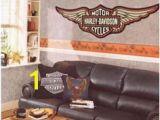 Harley Davidson Wall Mural 68 Best Harley Davidson Home Decor Images