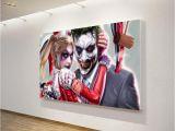 Harley Quinn Wall Mural Wall Painting Jocker