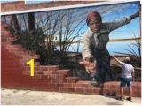 Harriet Tubman Wall Mural 1737 Best Street Public Art Scale Images