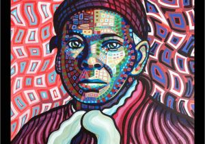 Harriet Tubman Wall Mural E Of Auburn S Most Recognizable Artists now Showing Work