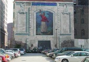 Harriet Tubman Wall Mural the Universe Of Discourse 2007 Archive