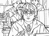 Harry Potter and the Chamber Of Secrets Coloring Pages Kids N Fun