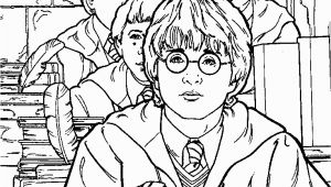 Harry Potter Chamber Of Secrets Coloring Pages Kids N Fun